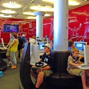 Интернет-кафе Алнашей