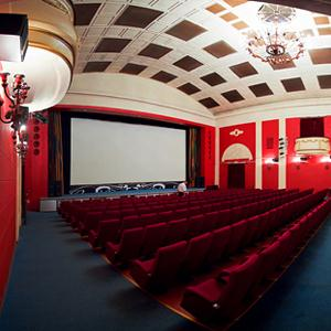Кинотеатры Алнашей