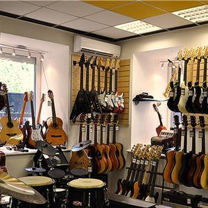 Музыкальные магазины Алнашей