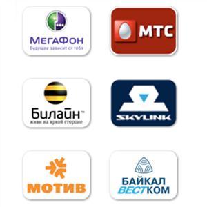 Операторы сотовой связи Алнашей