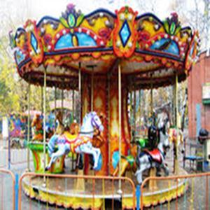 Парки культуры и отдыха Алнашей