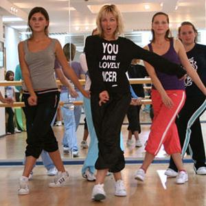 Школы танцев Алнашей