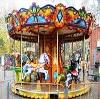Парки культуры и отдыха в Алнашах