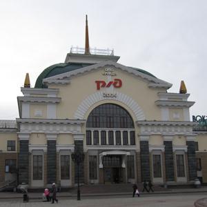 Железнодорожные вокзалы Алнашей